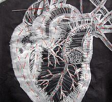 Anatomy of The Artist by Katie Cornelison