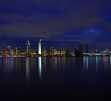 San Diego Skyline by Troy Gooch