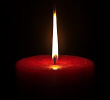 One Red Candle by Gary Smith