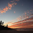 Byron Bay Sky  by Lesley  Hill