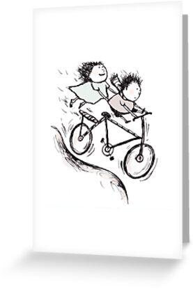 Bike Kids by Carla Martell