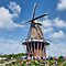 Die Schwaan Windmill by Usha Ganesh