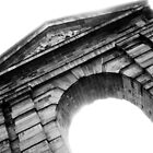 French Arch B&W by keyconcept