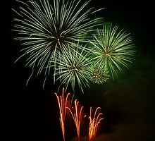 Blackheath Fireworks by TheWalkerTouch