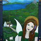 Fiona An Irish Earthangel by Earthangels