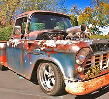 1950-55 Chevrolet 3100 by Chelei