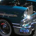 '56 Chevrolet Bel Air by Chelei