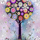 christmas bright tree by sue mochrie
