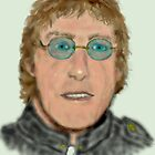 Roger Daltry by Tricia Winwood