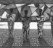 MESSENGERS OF FAITH by Artpad