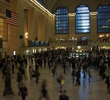Grand Central Station, NYC by Dennis Rubin IPA