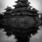 Matsumoto Castle by Matthew Pugh
