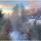 Morning Mist by Derek Dobbie