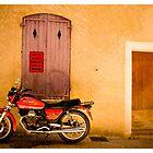 Moto Guzzi by photo-kia