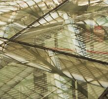Shanghai train station by dominiquelandau