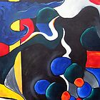 The Blue Night Six by Chris DeRoch
