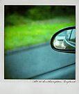 Looking back Polaroïd by Laurent Hunziker