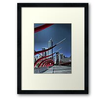 The Walkover ( 2 ) Framed Print