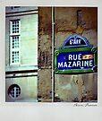 Mazarine Polaroïd by Laurent Hunziker