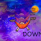 Falling DOWN by DebStuckey