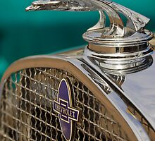 "1931 Chevrolet ""Eagle"" Hood Ornament by Jill Reger"