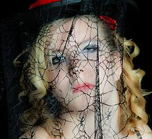Tangled Behind the Web She Weaves by ReneR