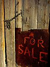 For Sale by Madeleine Forsberg