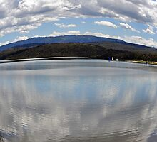 Perfect Day at Lysterfield Lake Park by kathiemt