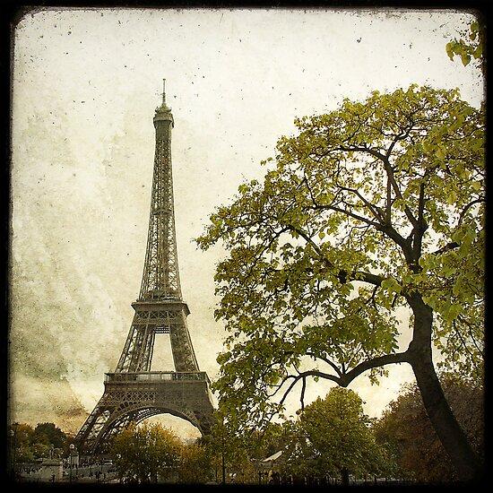 Autumnal Paris by Marc Loret