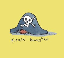 Pirate Hamster Kids Clothes
