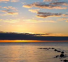 Dunsborough sunrise by SUBI