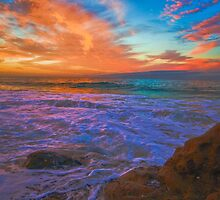 Outrageous Sunrise by photosbyflood