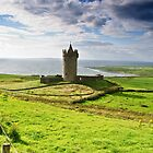 Doonagore Irish Castle, Doolin, County Clare, Ireland by upthebanner