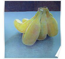 """""""Six Bananas"""" Poster"""