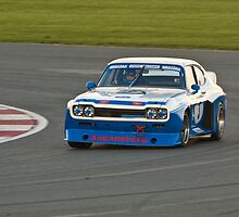 Vince Woodman Ford Capri RS3100 by Willie Jackson