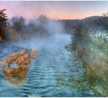 River of Mist by Derek Dobbie