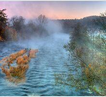 River of Mist by Derek Dobbie
