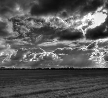 Storm coming by Neil Crittenden