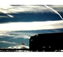 Sky Drive........... Photographic Print