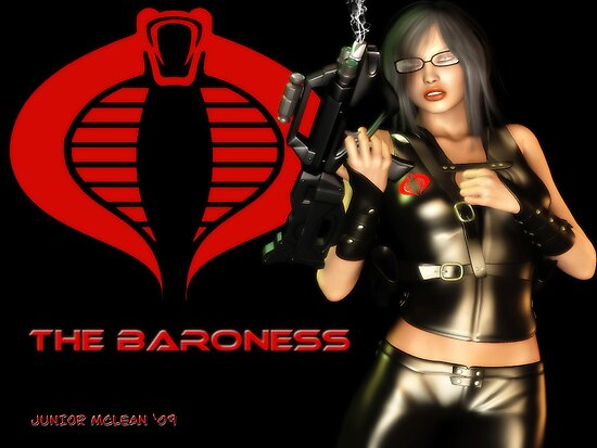 The Baroness by Junior Mclean