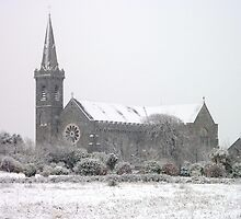 St. Senan's Church, Kilrush, Co. Clare, Ireland. by Brian220
