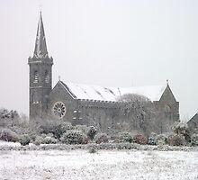 St. Senan's Church, Kilrush, Co. Clare, Ireland. by Brian220