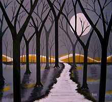 """EveningForest"" by Steve Farr"