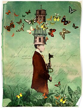 Free your mind! by Catrin Welz-Stein