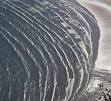 Eastern beach, Stanley, North Coast, Tasmania by David Bluhdorn