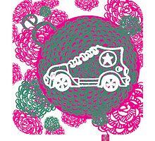 "pattern design ""eco"" by yoonsoopapa"