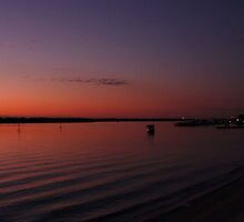 Breaking Dawn....... Runaway Bay Qld by BK Photography