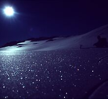 Moonscape on Annette Plateau  by Matt Savage