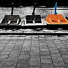Jump Into the Orange One on the Right by Jen Waltmon