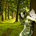 The Dryad by blindmel